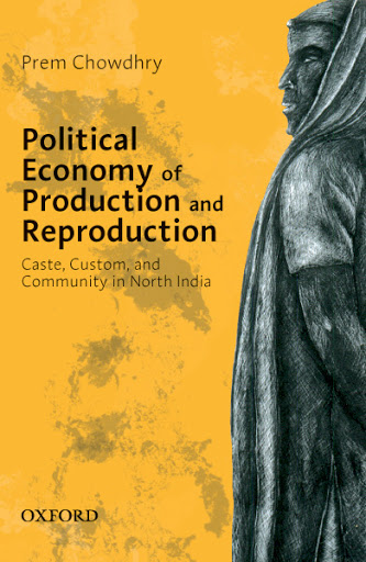 Book Cover: Political Economy of Production and Reproduction