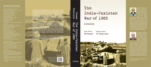 Book Cover: The India Pakistan War of 1965