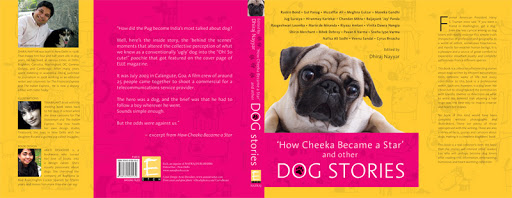 Book Design: How Cheeka Became a Star and Other Dog Stories