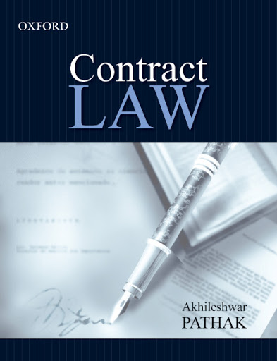 Book Cover: Contract Law
