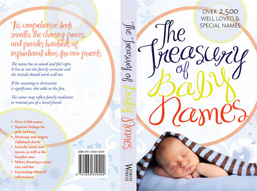 Book Cover: Baby Names