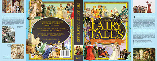 Book Cover: The Joy of Fairy Tales