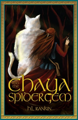 Book Cover: Chaya and the Spider Gem
