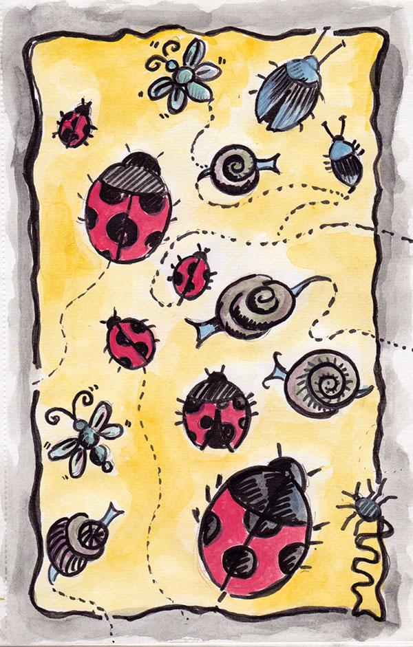 2013 - Arati Devasher - Bugs