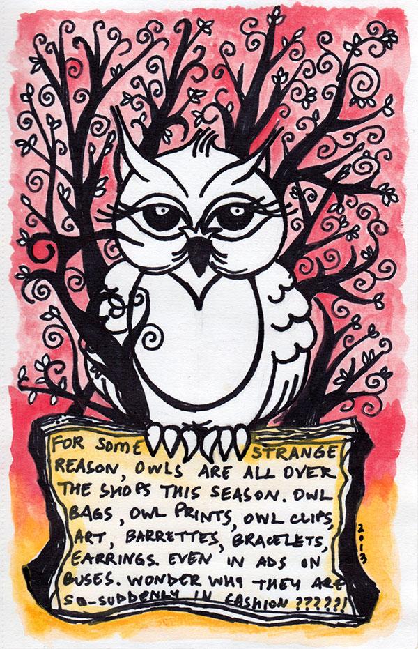 2013 - Arati Devasher - Owlie