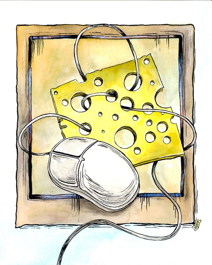 A Devasher - Mousy Cheese