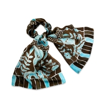 2015_Arati-Devasher-Watered-Earth-blue-brown-floral-hand-painted-silk-scarf-web4